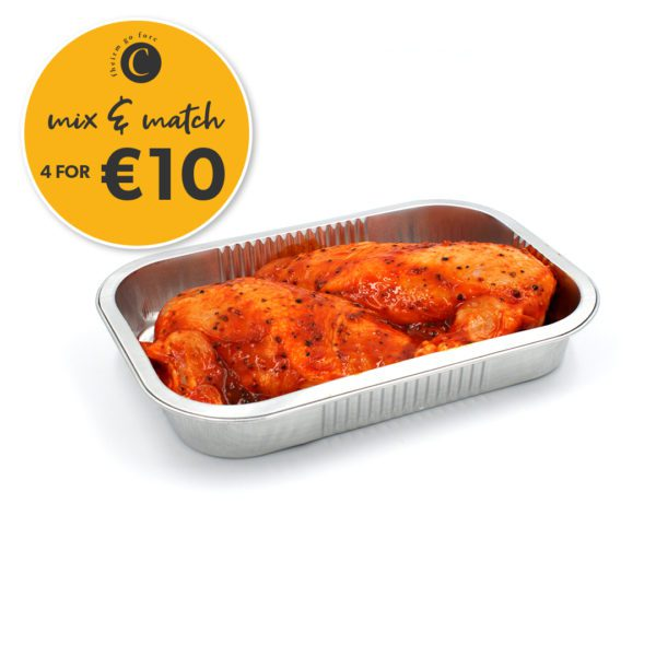 Corrigans Chicken Supreme Piri Piri