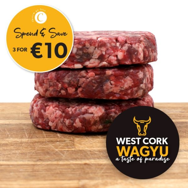 West Cork Wagyu Burgers