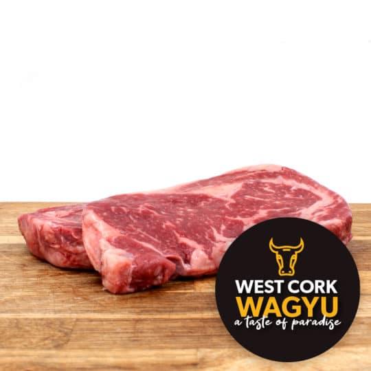 West Cork Wagyu Ribeye Steaks